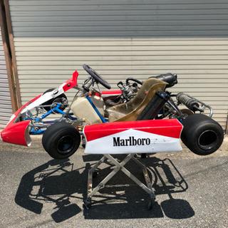MT車YZ80Tミッションレーシングカート