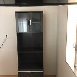 【取引者決定】ニトリの食器棚 レンジ台