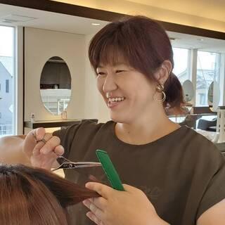 【ママスタッフ歓迎】平日のみ勤務OK!パートスタイリスト、美容師...