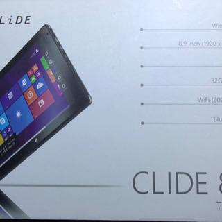 【購入者決定!】持ち運び便利CLID8.9Windows8.1搭...