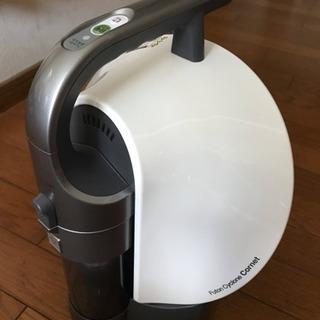 シャープ サイクロン ふとん掃除機 プラズマクラスター搭載 EC...