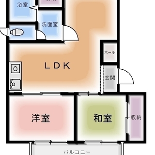 🔶3DK/角部屋駅チカ★エレガンス上里★半年間家賃38,0…