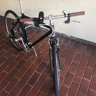 クロスバイク【美品】取りに来れる方優先!!