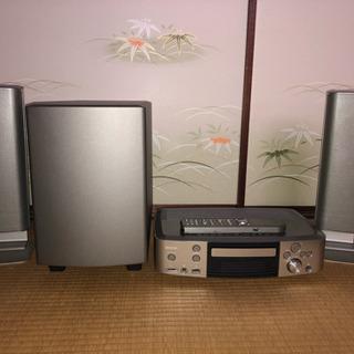 7/28まで DENON DVDホームシアターシステム S-301