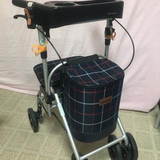 介護 歩行器 テイコブ ポルタ シルバーカー
