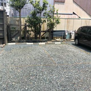 【月極駐車場】現在空きあり