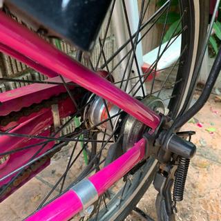 幼児同乗用自転車 バッテリー無し
