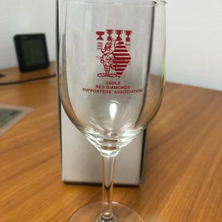 2007年浦和レッズ後援会 ワイングラス