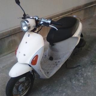 50ccスクーター レッツ4パレット