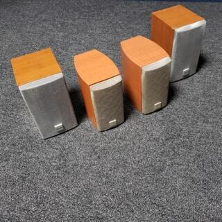 denon スピーカー セット 4本 デノン ( ´-ω-)