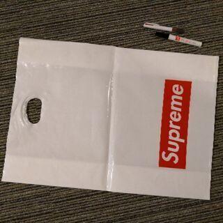 ショップ袋(Supreme )