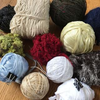 毛糸レース糸まとめ売り アヴリル ラドログリーユザワヤ編みもの手芸材料