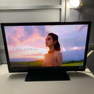 2013年製SHARP AQUOS32型液晶テレビ