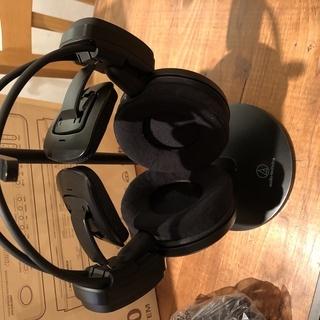 ATH-DWL5000 オーディオテクニカヘッドセット