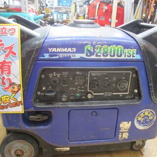 ヤンマー 発電機 G2800iSE
