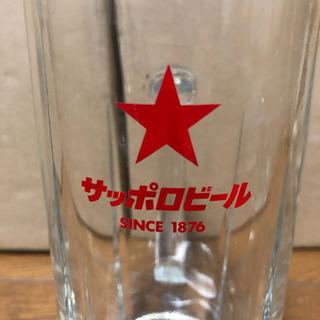 サッポロ ビールジョッキ 18個 新品未使用 赤星ラベル