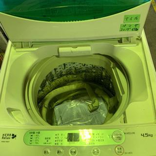 洗濯機。。。