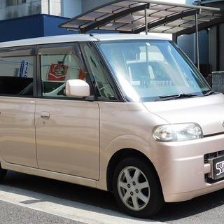 コミコミ『12.8万円』 走行8.2万km 車検32/1 タント...
