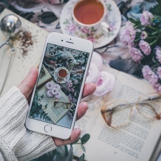 ☕紅茶と🍰ケーキを楽しみながら学ぶ SNSレッスン🌟(第3…