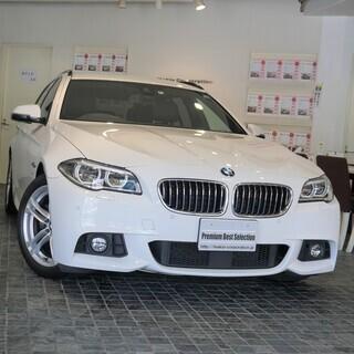 BMW 523dツーリングMスポーツ 1オナ/オプションL...