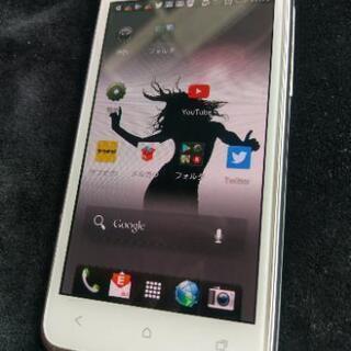 au HTC スマートフォン ISW13HT スマホ