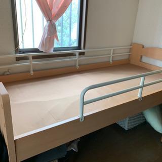 組立式 ロフトベッド