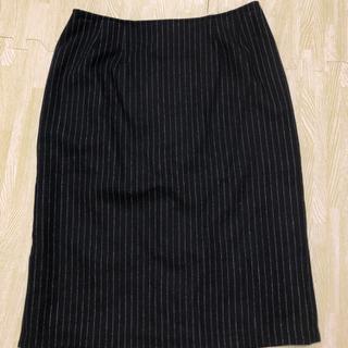 スカート 紺 64