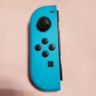 任天堂switch コントローラー(水色)ジャンク品