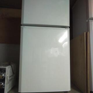 ハイアール HAIER JR-N106E [冷凍冷蔵庫 (106...