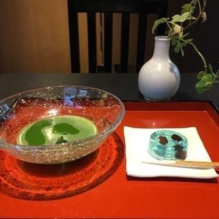 Green Tea Party〜箏生演奏でお茶を味わう〜