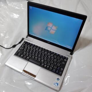 NEC ノートパソコン VersaPro VC-7