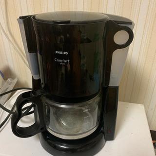 PHILIPS フィリップス コーヒーメーカー HD7444