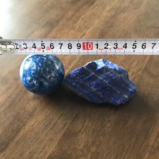 ラピスラズリの原石⭐︎希少