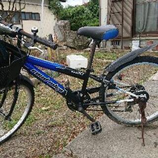 子供用22インチ自転車