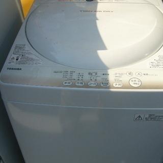 トーシバ洗濯機4,2キロ2014年配達設置無料