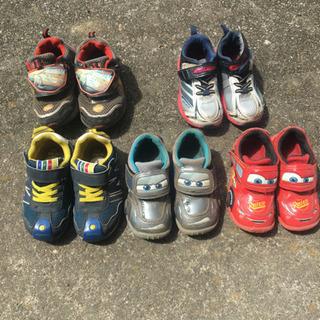 子供用靴 3歳 16センチくらい!
