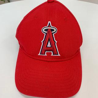 商談中 メジャーリーグ エンジェルスの帽子 美品
