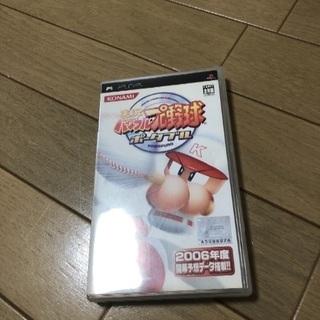PSP 実況パワフルプロ野球