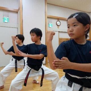 寸止め空手教室(熊本市南区)
