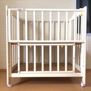 KATOJIベビーベッド 新生児~24ヶ月