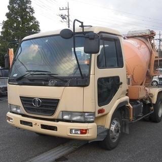 H17 コンドル ミキサー車3.88トン積み フル装備 車検1年...