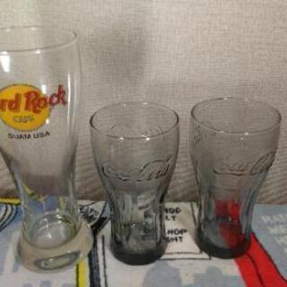コカ・コーラ ハード・ロックカフェ グラス