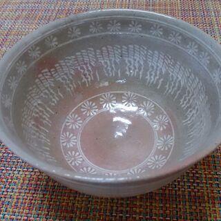 萩焼の抹茶碗