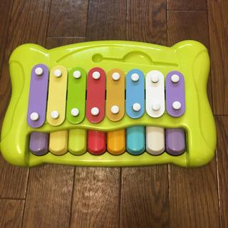 40cm ピアノ+木琴 子供用キーボード