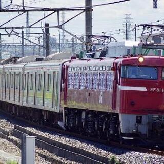 鉄道写真 JR東日本 205系M30編成 海外譲渡配給