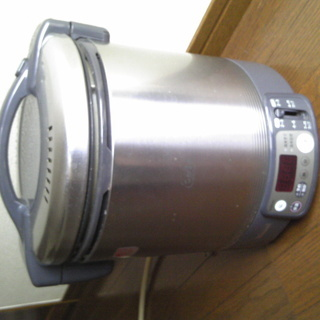 リンナイ ガス炊飯器 11合炊き 2010年製