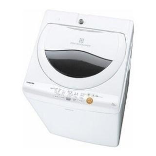 東芝 全自動洗濯機 風乾燥機能付き 2015年製 5㎏