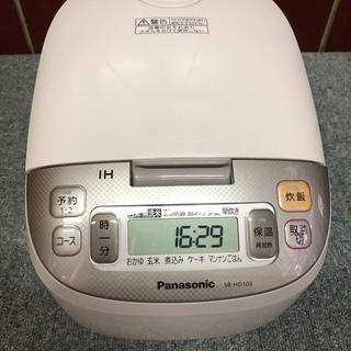 Panasonic 5.5合炊き 2014年製IH炊飯器 お譲りします