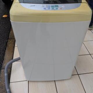 洗濯機 LG 2002年 4.5kg