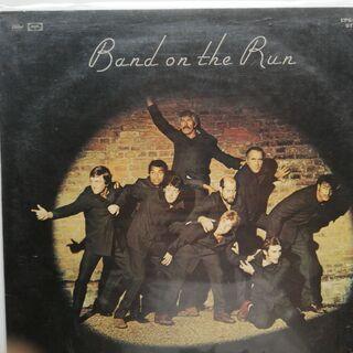 LP レコード Band on the run